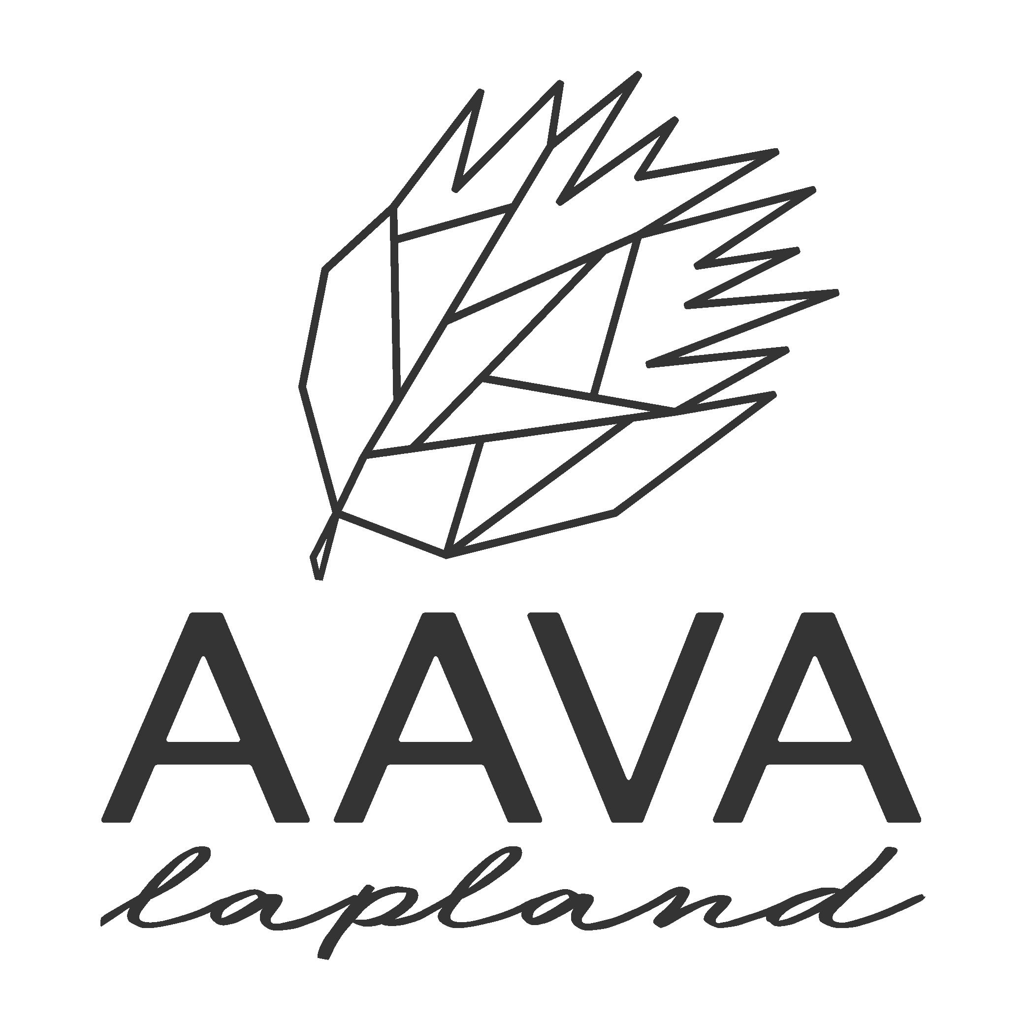 AAVA Lapland – Joogastudio & Cafe Logo